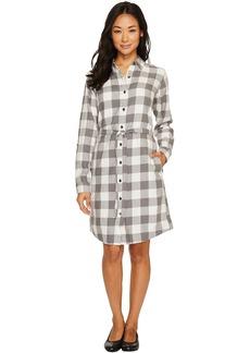 Royal Robbins Jackson Plaid Dress