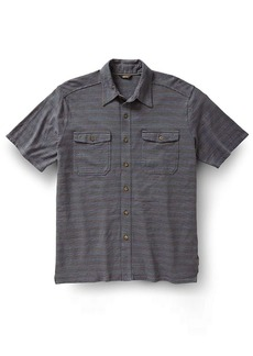 Royal Robbins Men's Breeze Thru Stripe Button Front Shirt