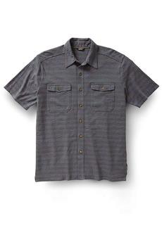 Royal Robbins Men's Breeze Thru Stripe Button Front Shirt