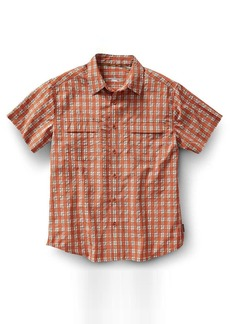 Royal Robbins Men's Diablo Plaid SS Shirt