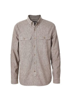 Royal Robbins Men's Headwall Chambray LS Shirt