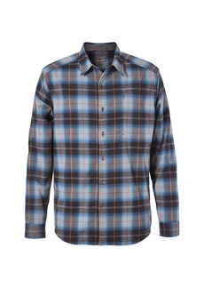 Royal Robbins Men's Merinolux Flannel LS Shirt