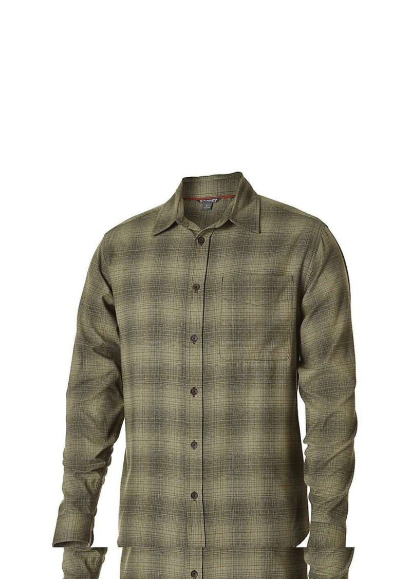 Royal Robbins Men's Performance Flannel Ombre LS Shirt