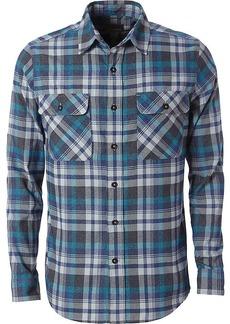Royal Robbins Men's Performance Flannel Plaid LS Shirt