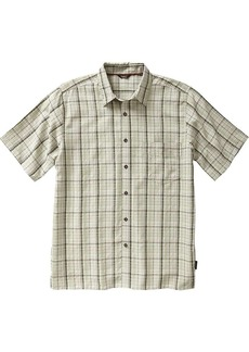 Royal Robbins Men's Pilat Plaid SS Shirt