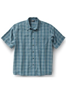 Royal Robbins Men's San Juan Plaid SS Shirt