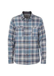 Royal Robbins Men's Treeline Stretch Performance Plaid Flannel LS Shirt