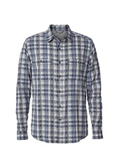 Royal Robbins Men's Vista Dry Plaid LS Shirt