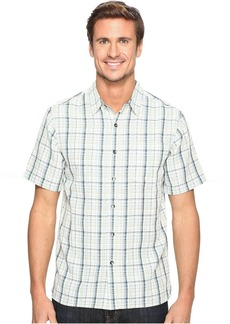 Royal Robbins Pilat Plaid Short Sleeve Shirt
