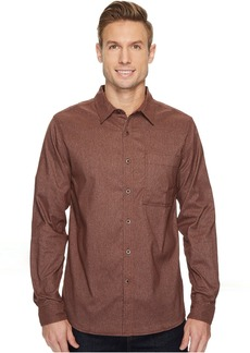 Royal Robbins Skyline Stretch Performance Flannel Long Sleeve Shirt