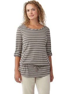 Royal Robbins Women's Breeze Thru Stripe Cover Top