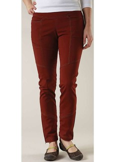 Royal Robbins Women's Brushed Back Skinny Leg Pant