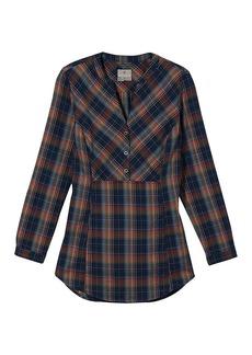 Royal Robbins Women's Dream Trekker Pullover Flannel