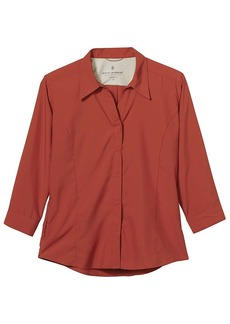 Royal Robbins Women's Expedition Chill Stretch 3/4 Sleeve Shirt