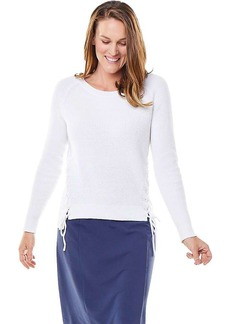 Royal Robbins Women's Lattice Crew Top