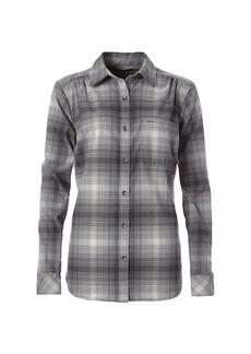 Royal Robbins Women's Merinolux Flannel LS Shirt