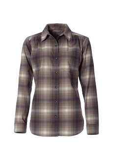 Royal Robbins Womens Merinolux Flannel LS Shirt