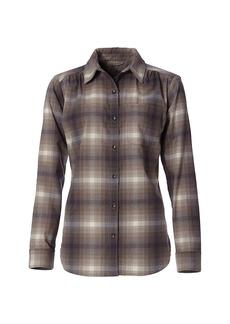 Royal Robbins Womens Merinolux Flannel LS Shirt