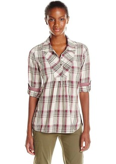 Royal Robbins Women's Sugar Plaid Tunic