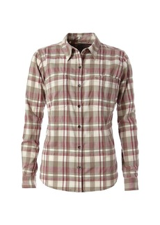 Royal Robbins Women's Thermotech Flannel LS Shirt