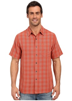 Royal Robbins San Juan Plaid Short Sleeve Shirt