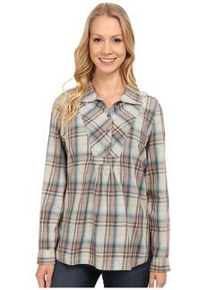Royal Robbins Sugar Pine Plaid Long Sleeve Tunic