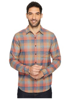 Royal Robbins Vintage Performance Flannel Plaid Long Sleeve Shirt