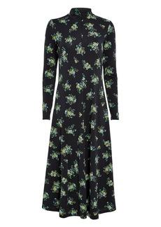 Résumé Sofie Zip Front Floral Dress