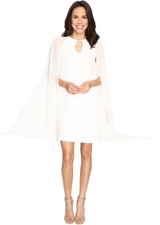 rsvp Akane Shawl Sleeve Dress