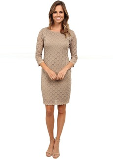 rsvp Shoes rsvp Alluring Lace Sheath Dress