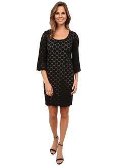 rsvp Circle Lace Dress