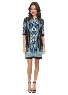 rsvp Geo Printed Sheath Dress
