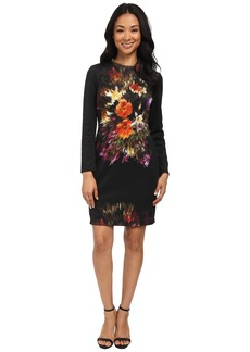 rsvp Heather Floral Dress
