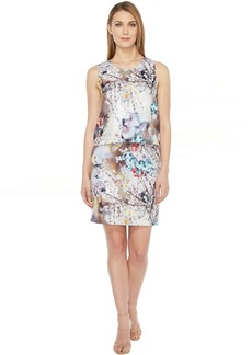 rsvp Mica Printed Dress with Back Detail