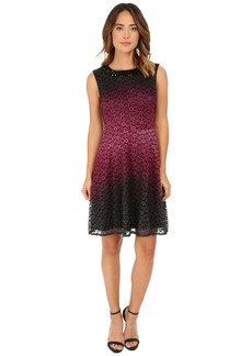 rsvp Nightfall Fit and Flare Dress