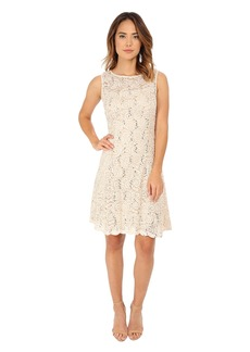 rsvp Nora Fit and Flare Dress