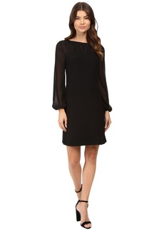 rsvp Opal Long Sleeve Illusion Dress