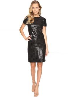 rsvp Portland Studded Sequin Dress