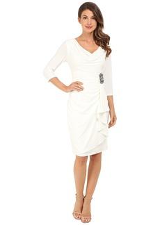 rsvp Victoria Embellished Long Sleeve Dress