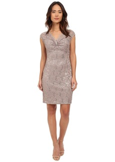 rsvp Shoes Verona Short Sleeve Lace Dress