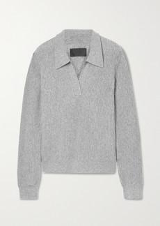 RtA Amalia Ribbed Cashmere Sweater
