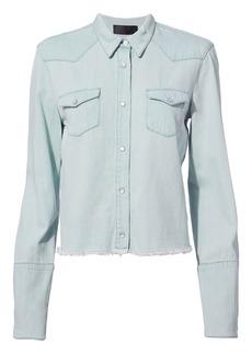 RtA Ashley Western Cropped Jacket