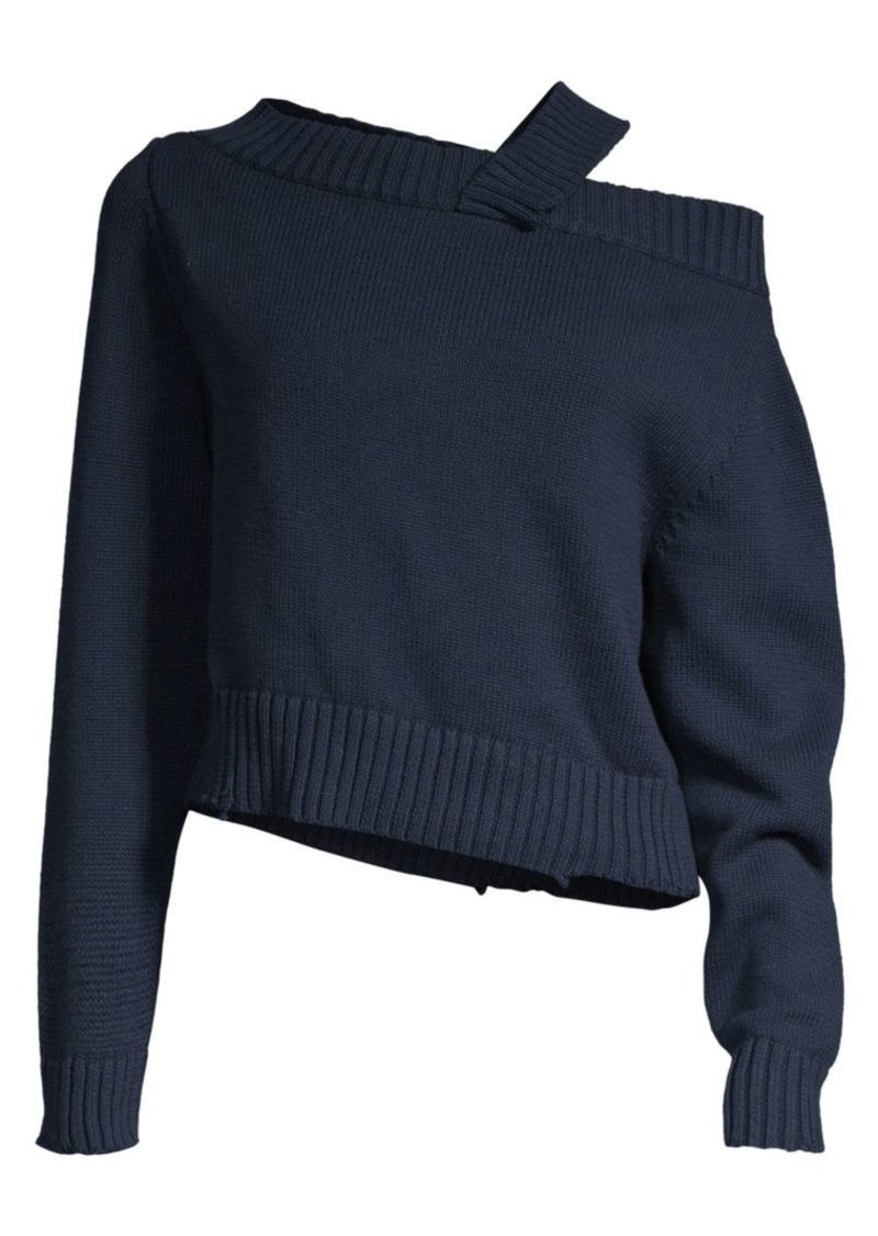 RtA Becket Off-The-Shoulder Sweater