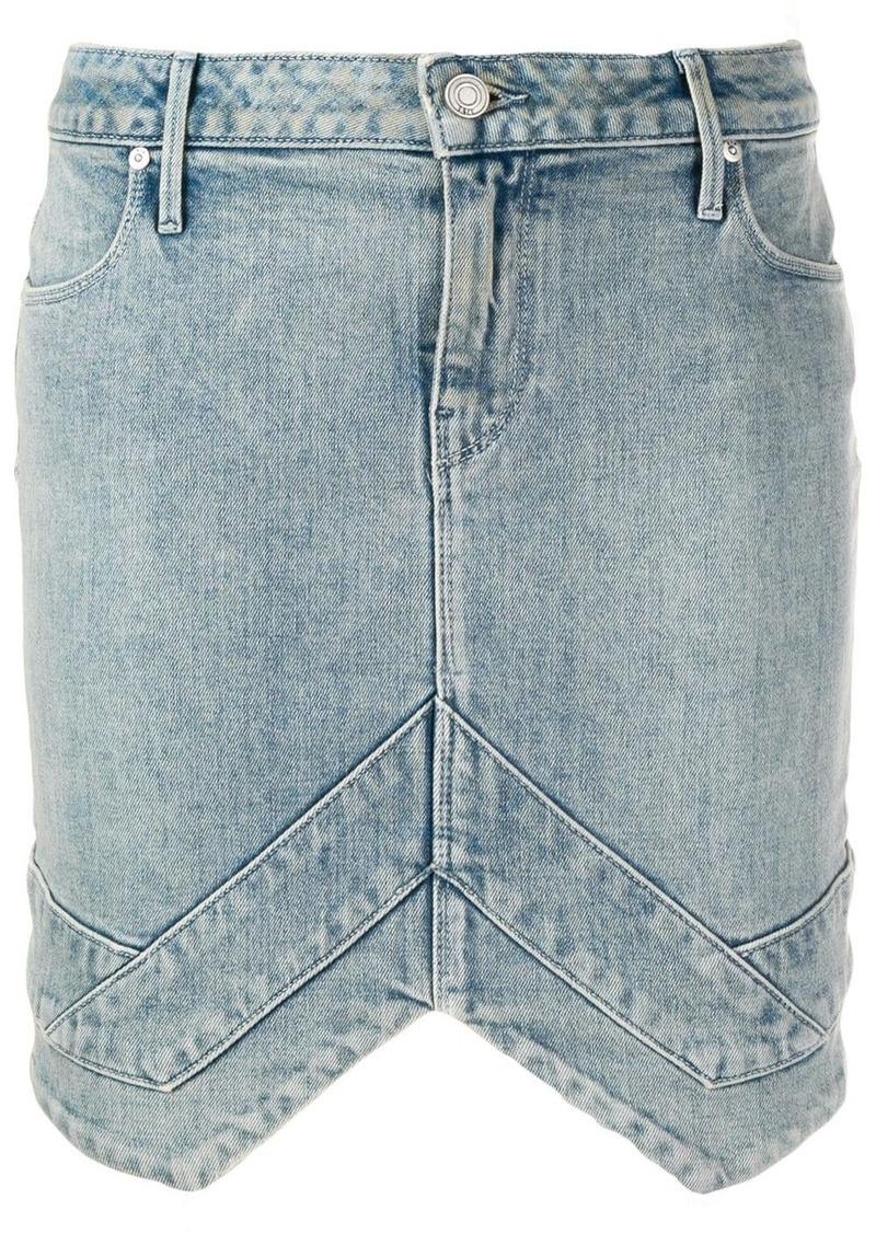 RtA fitted mini skirt