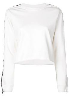 RtA cropped sweatshirt