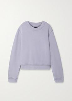 RtA Emilia Cotton-jersey Sweatshirt