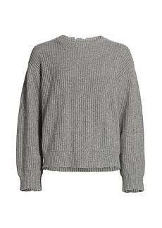 RtA Emma Ribbed Cashmere Sweater