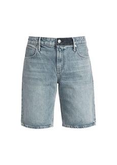RtA Jami Baggy Denim Shorts