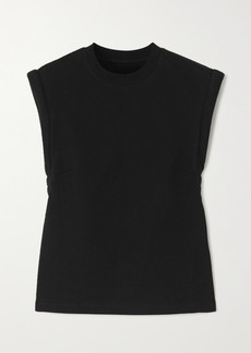 RtA Kairi Cotton-jersey T-shirt