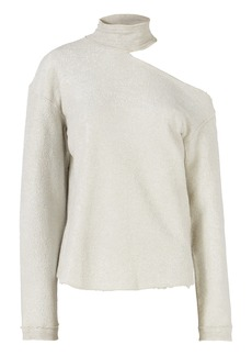 RtA Langley Metallic Sweatshirt
